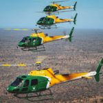 SANParks Airwing among those honoured at Rhino Conservation Awards