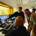Oz doing 'very well' after first-ever successful CT scan on live rhino in South Africa